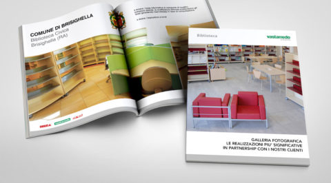 Book reference biblioteca for Fiusco arredi catalogo