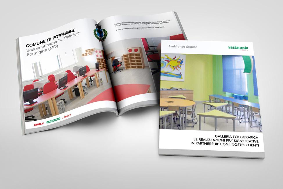 Book reference scuola for Fiusco arredi catalogo