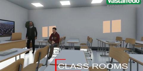 Aule scolastiche 3.0 a jeddah in arabia sauditadita