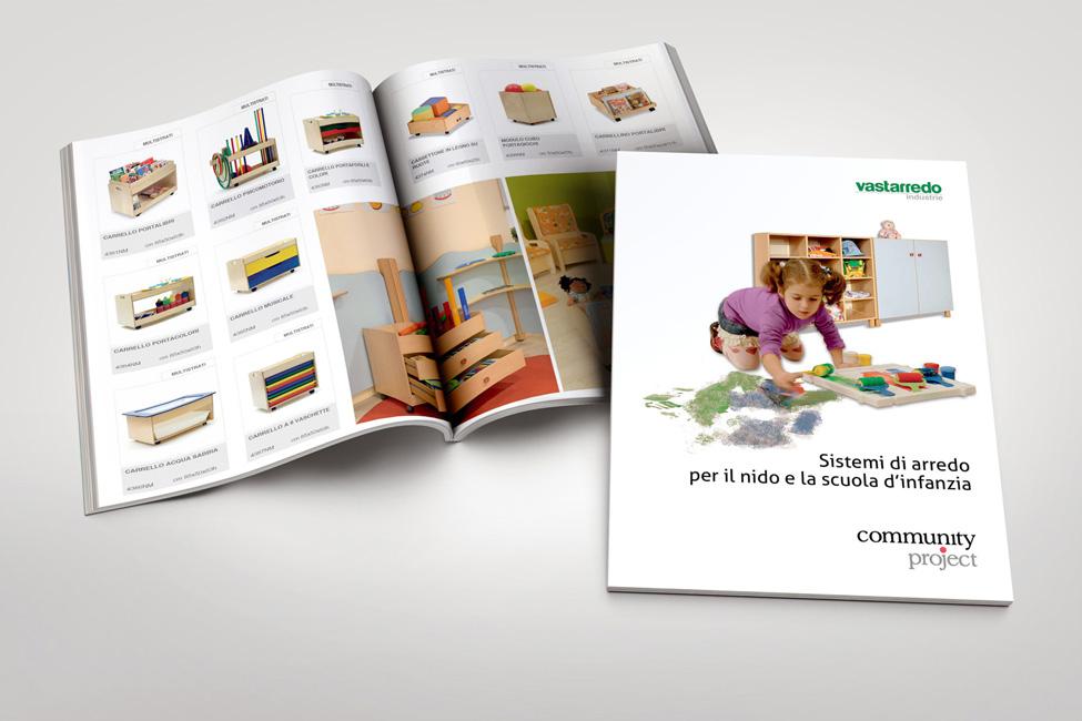 Catalogo arredi nido e infanzia for Fiusco arredi catalogo