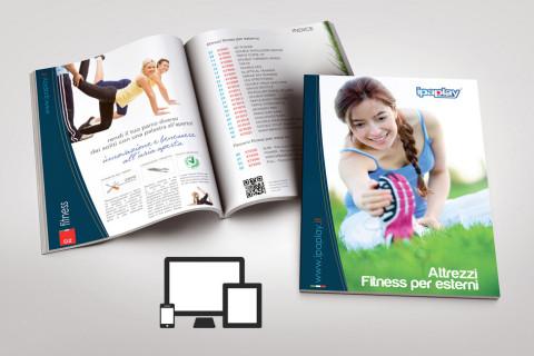 Fitness da esterno catalogo