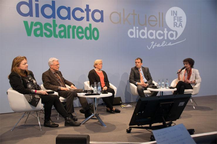 Vastarredo seminario didacta 2017