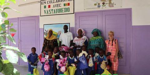 Vastarredo dona in Africa