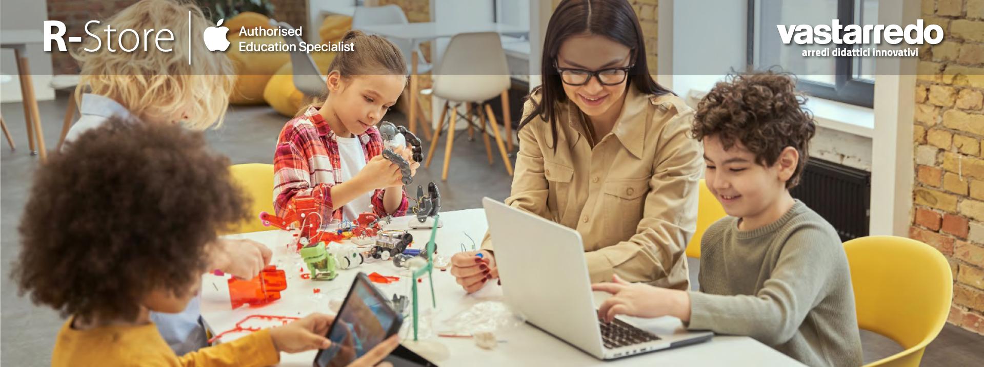 Aule digitali per la scuola