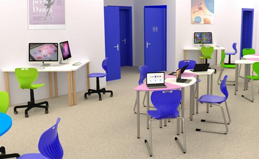Aule digitali per le STEM